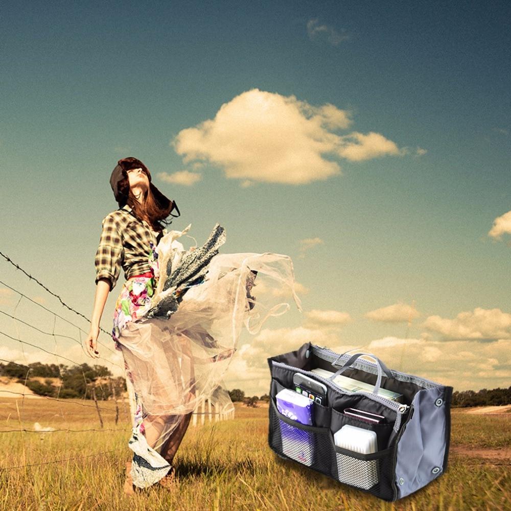 OUTAD Multifunction man women Nylon no Leather tavel handbag luggage phone cards Makeup Organizer bags Bolsas Outdoor Travel Bag