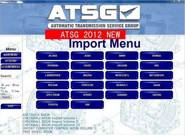 Hot sale latest version atsg 2012 automatic transmission service hot sale latest version atsg 2012 automatic transmission service group on aliexpress alibaba group fandeluxe Choice Image