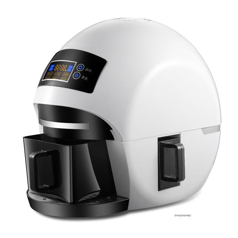 Presseurs d'huile de presse chaude automatique ZY-288 machine de presse à huile de pressage domestique intelligente Machine à huile de compression électrique 220 v 980 w