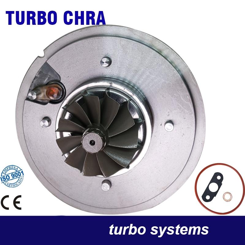 Turbocharger TD04L turbo cartridge core CHRA 49377-00500 / 49377-00510 for Ford Transit V 2.4 TDCI 4C1Q6K682BE 4C1Q6K682BD все цены