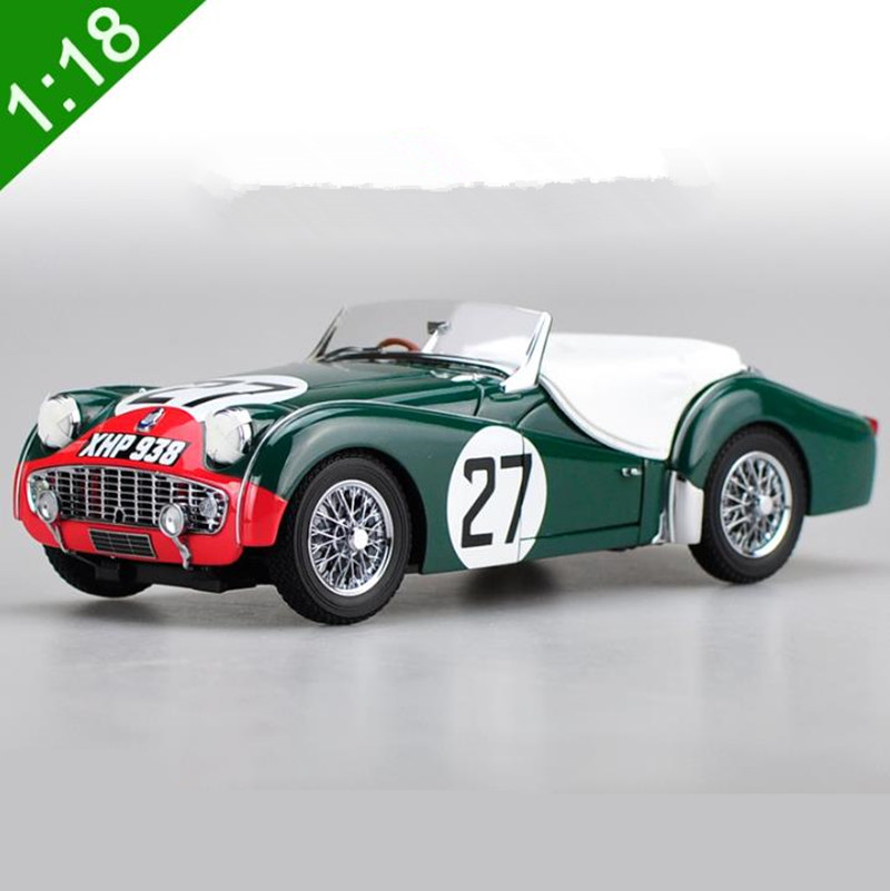 Classic retro model 1:18 Advanced collection model Triumphal vintage car alloy car toy,diecast metal model vehicle,free shipping