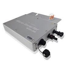 Водонепроницаемый IP65 300 W солнечный Выход AC120V/230 V сетки Tie Micro Инвертор инверсор 300 Вт для на сетке Солнечные энергетические установки дома