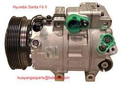 Powietrza auto ac sprężarka dla Hyundai Santa 977012B100 977012B101