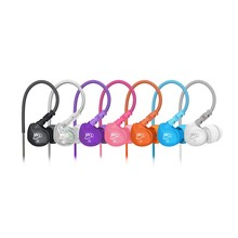 Best price Original MEE audio Sport-Fi M6 Noise Cancelling Sports Earphone Headphones Bass Music mp3 Headset For iphone android ios Phones