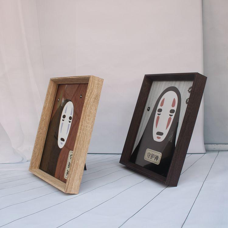 Holz Bilderrahmen Hause Desktop Kreative Bilderrahmen Imitation Holz ...