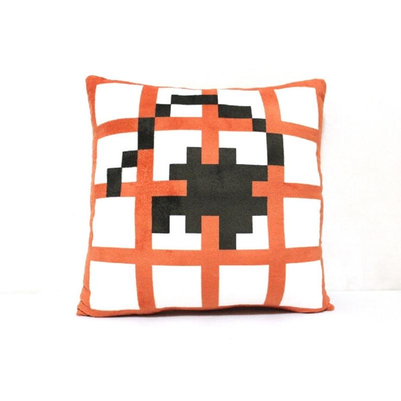 New Minecraft TNT Plush Pillow 40cm Minecraft TNT Plush Toys Doll - პლუშები სათამაშოები - ფოტო 4