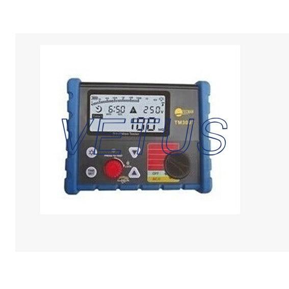 TECMAN TM-3007 TM3007 1000V Digital Insulation Resistance Tester colosseo 70805 4c celina