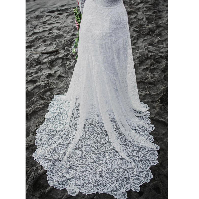 Robe Mariage Bohème Vintage Jeanne