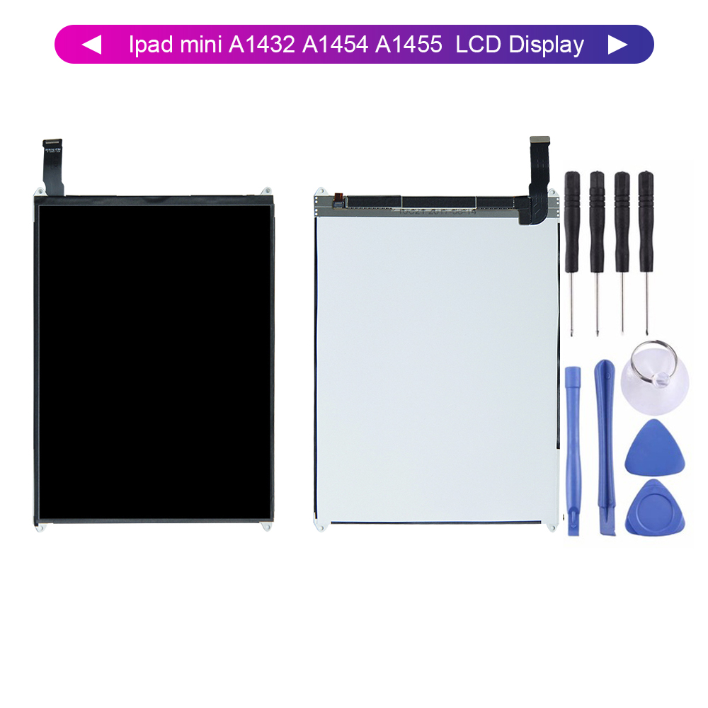 For Ipad Mini A1432 A1454 A1455  LCD Display Screen Monitor Module Replacement For IPad Mini 2/3 A1489 A1490 A1491