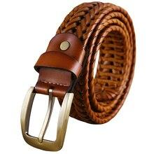 New Luxury Pin Buckle Belt