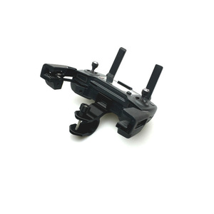 Image 2 - Remote Controller Bicycle Bracket transmitter Signal Holder Clip Outdoor Bike For DJI Mavic Pro Spark mavic 2 Drone Accessories