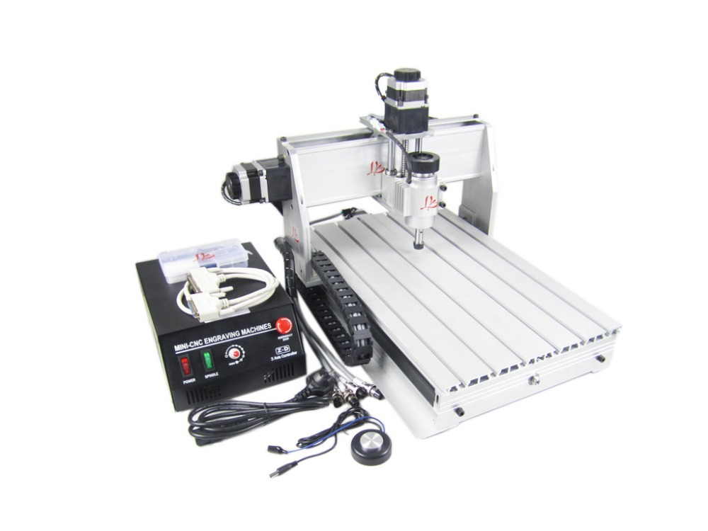 UK warehouse !!! no tax !!! 3040Z-DQ cnc router with  tool auto-checking instrument cnc milling machine suck uk