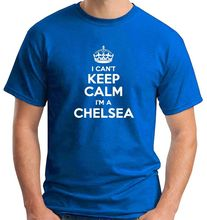 MAGLIA MAGLIETTA T-SHIRT  CHELSEA 2018 Men T Shirt Fashion Different Colours High Quality New Hot