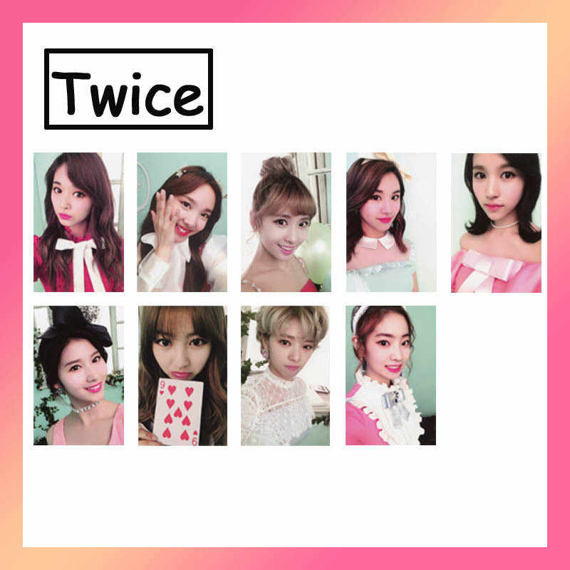 Detail Feedback Questions about KPOP TWICE COASTER LANE2 Album Photo