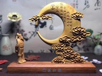 TNUKK Muya Bo Li Bai moon Mid Autumn Festival gift decoration decoration crafts high end atmosphere.