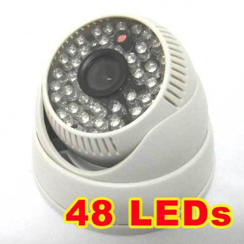 ФОТО 1 3 Sony CCD 420TVL IR Color Security 36mm lens wide angle CCTV Camera 48LEDs view 92 degrees