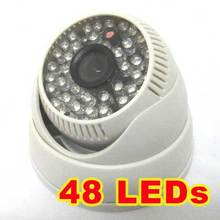 1/3″ Sony CCD 420TVL IR Color Security 3.6mm lens wide angle CCTV Camera 48LEDs view 92 degrees