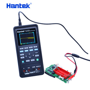 Image 3 - Hantek 2D82 AUTO 4 in1 handheld automotive oscilloscope 80Mhz digital oscilloscope portable 3 in1 2C42/2D72/2D42/2C72/2D82