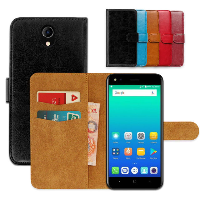 finest selection 84eed ef2c3 US $3.99 20% OFF|Luxury PU Leather Exclusive Slip resistant Flip wallet  case for Micromax Bharat 4 Q440 Ultra thin Phone Cover,book case-in Wallet  ...