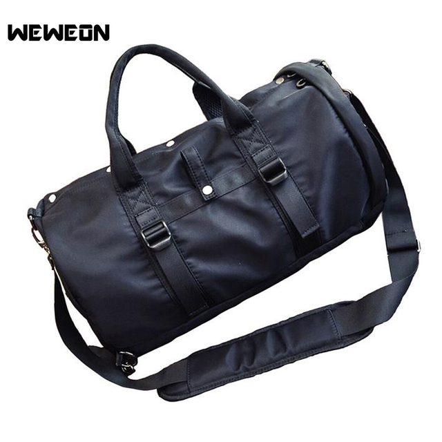 cc468eb770c4 New Unisex Gym Bags Sport Men Fitness Waterproof Bag Outdoor Women Portable Sports  Shoulder Duffels Travel