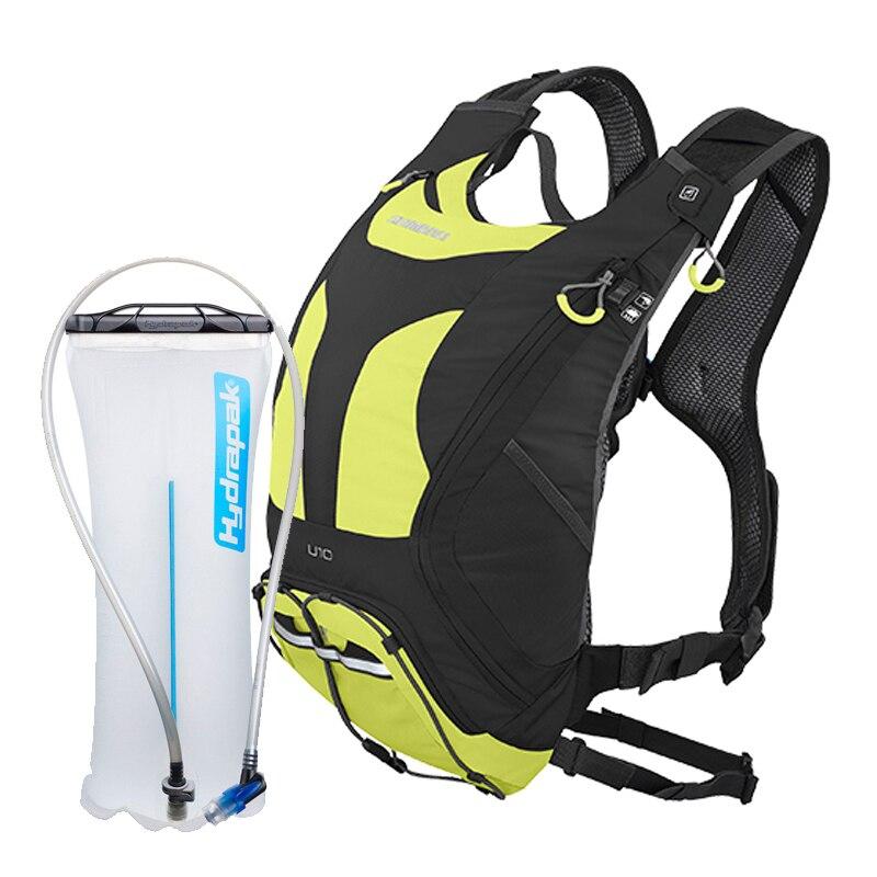 Shimano Рюкзак для верховой езды 2/6/10/15-литровый горный велосипед на водной сумке дорожный велосипед наплечная сумка гидрапак 2L / 3l сумка для вод...