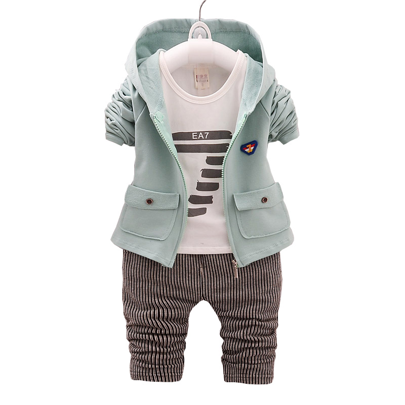BibiCola Children Boy Clothing Sets 2017 New Arrival Fashion Baby Boys Shirt Fashion Clothes Sport Suit Kids Boys Outfits Suit new arrival baby boy clothes sets plaid gentleman suit infant toddler boys vest pants children kids clothing set outfits 2 8 age