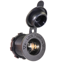 Eafc Sigarettenaansteker 12V Waterdichte Auto Boot Motorfiets Sigarettenaansteker Stopcontacten Power Plug Outlet
