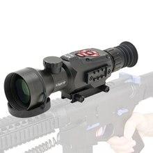 Тактический HD 5-20X цифровой день и ночное видение Сфера противоударный инфракрасный прицел камера оптика для наружной охоты