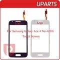 """Оригинал 4.5 """"Для Samsung Galaxy Ace 4 Neo G316 Сенсорный Экран Панели Датчик Объектив Стекло Бесплатная Доставка + код Отслеживания"""