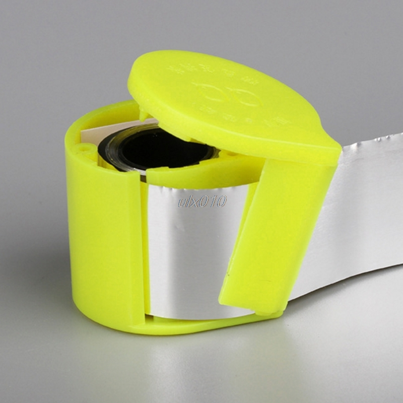 Mini Aluminum Foil Rolls For Cigarettes Hairdressing Manicure BBQ Harmless G18 Drop ship