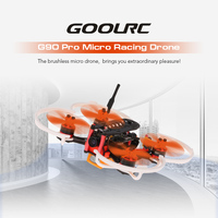 GoolRC G90 Pro 90mm 5 8G 48CH Micro FPV Racing Drones Brushless Motor RC Quadcopter W