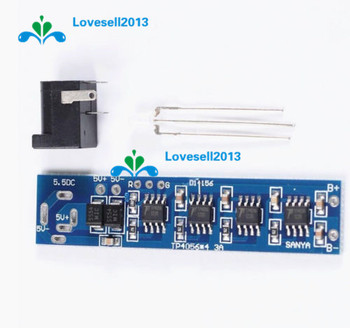 TP4056 4.2V 3A High Current Lithium Battery Charging Board Charger Module - sale item Games & Accessories