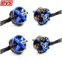 4pcs/lot DYS Samguk Series Wei 2207 2300KV 2600KV 3-4S Brushless Motor for RC Model DIY Multicopter Spare Parts Frame Kit Parts