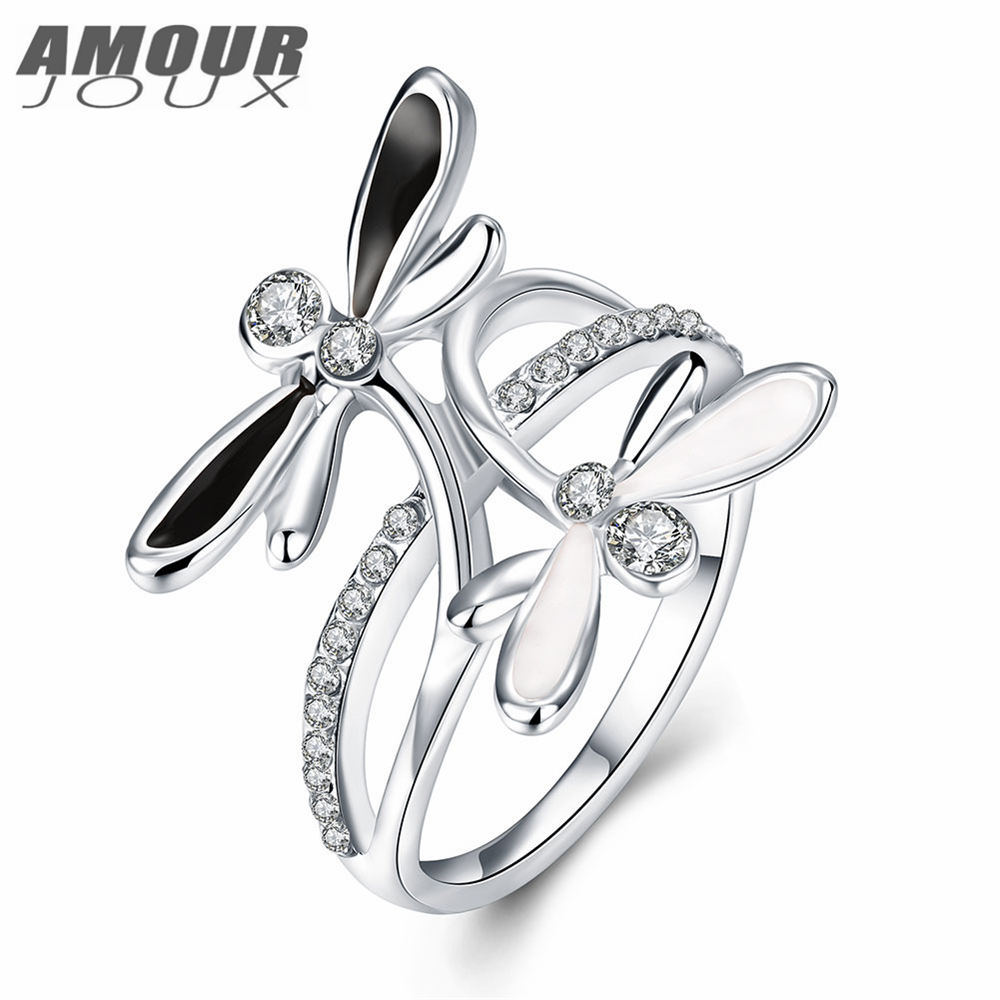 dragonfly diamond ring promotion shop for promotional dragonfly