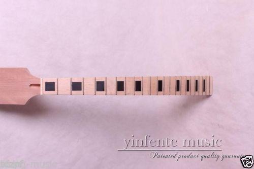 Manche de guitare en acajou palissandre fretboard 22 frette 25.5 tige en treillis #22 - 2