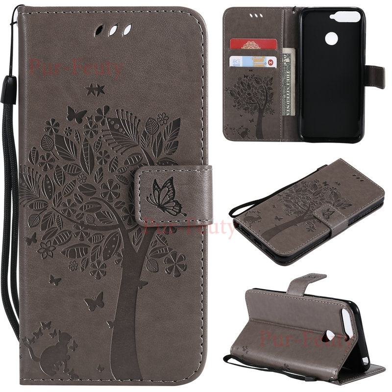 <font><b>Case</b></font> for Huawei <font><b>Honor</b></font> 7A A7 <font><b>DUA</b></font> <font><b>L22</b></font> Smartphone High quality Leather Wallet Flip Cover for Huawei <font><b>Honor</b></font> <font><b>7S</b></font> S7 <font><b>DUA</b></font>-<font><b>L22</b></font> phone <font><b>Case</b></font> image