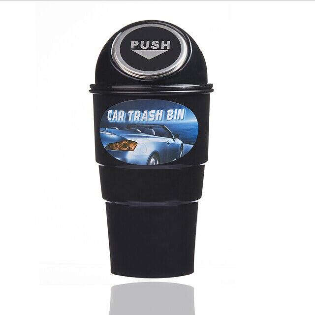 car styling storage box trash bin rubbish tank for bmw all. Black Bedroom Furniture Sets. Home Design Ideas