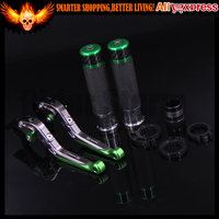 7 Colors CNC For Kawasaki Z800/E version 2013 2014 2015 2016 Motorcycle Brake Clutch Levers and Handlebar Hand Grips