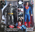 "Batman v Superman: Dawn of Justice 2016 Batman vs Superman Can light and sound PVC Action Figure Collectible Model Toy 12"" zy103"