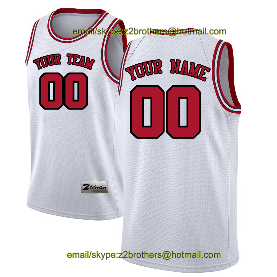 Best Top 10 White And Red Basketball Jerseys Ideas And Get Free Shipping L67n8lh1