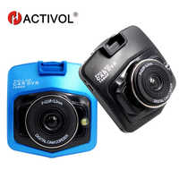 HACTIVOL 2.4 Inch Screen Full HD 1080P 140 Wide Angle Night Vision Car Dashboard Camera Vehicle DVR with Built-in G-sensor r18