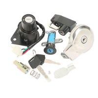 Fuel Gas Cap Key Set For Yamaha VIRAGO XV125 XV250 XV535VIRAGO XXV240 250 3LS
