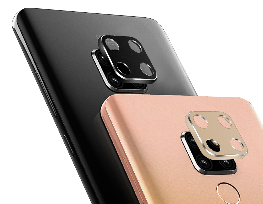 PORTEFEUILLE For HUAWEI Mate 20 Pro coque metal aluminum Camera Lens Screen Protector Full Bark Cover Film For HUAWEI Mate 20 X (1)