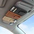 Натуральная Кожа Автомобилей Зонт Для Audi VW BMW Ford Fiat Mazda Toyota Peugeot Volvo Lexus Mitsubishi Mini cooper Maserati
