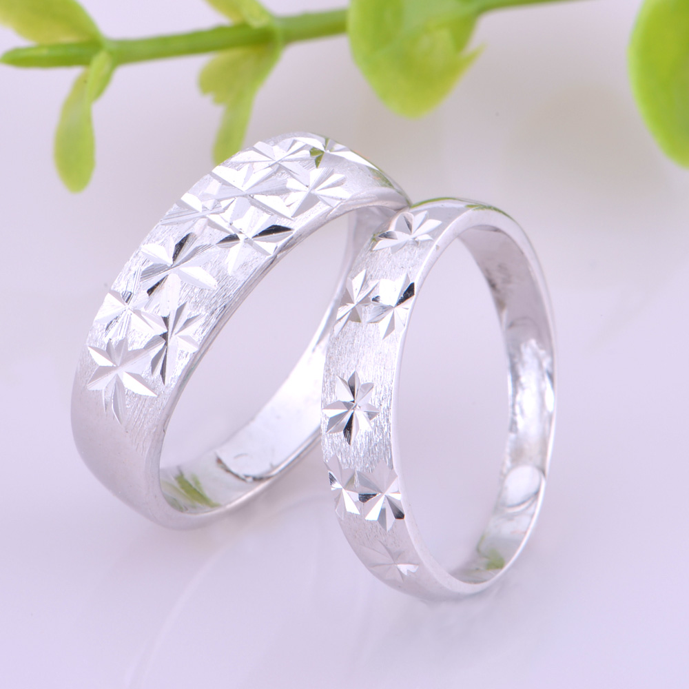 titanium for and nice lajerrio gold jewelry men silver rings