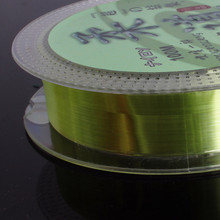 Green 100 m Fluorocarbon Fishing Line