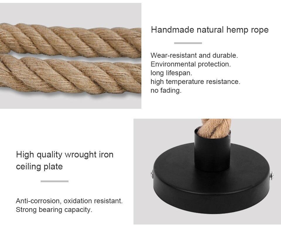 hemp rope pandent light (5)