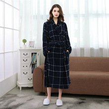 2018 winter women long Kimono Robe Women Robe Bathrobe Kimono Sexy  1466(China) a2dc6bd71