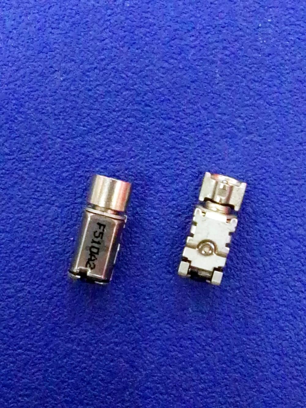 5Pcs Vibration 10Mm X 2.7 Mm 3 V Vibrating Vibrator Micro Motor Flat Ic New pz
