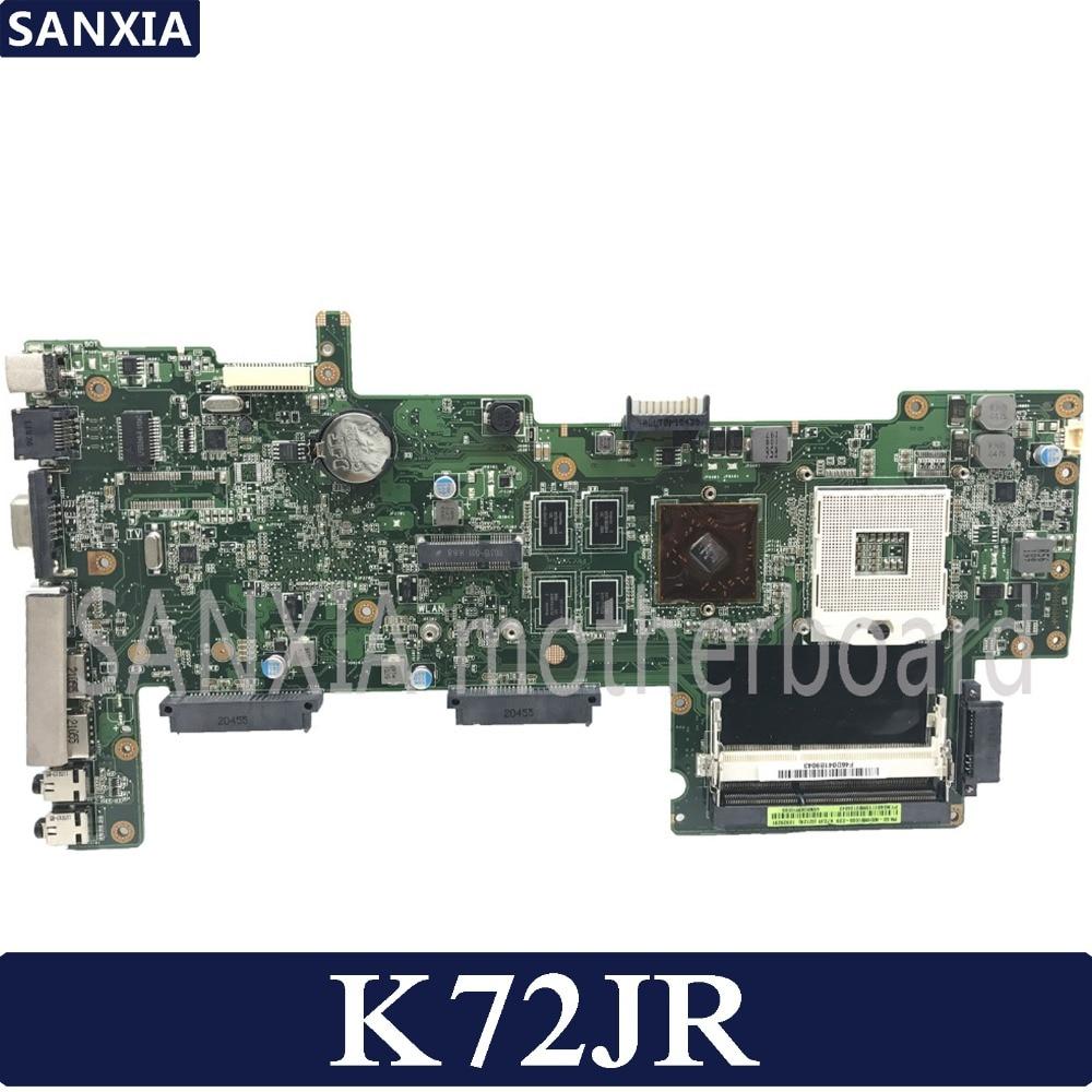 KEFU K72JR Laptop motherboard for ASUS K72JR K72JT K72JU K72J K72 Test original mainboardKEFU K72JR Laptop motherboard for ASUS K72JR K72JT K72JU K72J K72 Test original mainboard